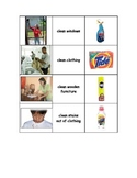 Special Education: Household Cleaning Products & Their Use