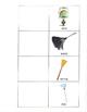 Life Skills- Housekeeping Picture Match (generalizing) file folder