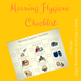 Life Skills - Hygiene Checklist