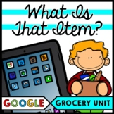 Life Skills - Identify Grocery Items - Grocery Shopping - GOOGLE