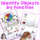Identify by Function for Speech Therapy