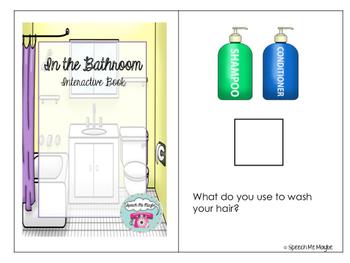 Life Skills: In the Bathroom