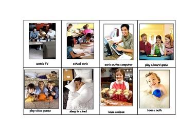 Special Education: Inside vs. Outside - Sort