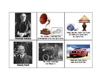 Life Skills: Inventors