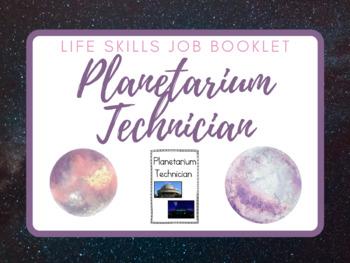 Life Skills Job Booklet: Planetarium Technician