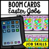 Life Skills - Jobs - Easter - Job Skills - CBI - Vocational Skills - Boom Cards