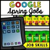 Life Skills - Jobs - Spring - Job Skills - CBI - Vocationa