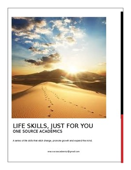 Life Skills, Just for You