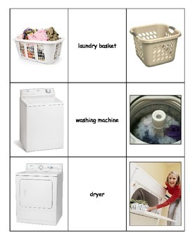 Special Education: Laundry Supplies/Needs