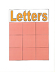 Life Skills: Letters or Number Sort File Folder Game