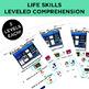 Life Skills Leveled Comprehension