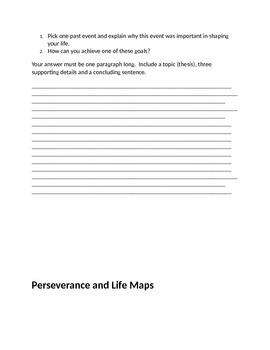 Life Skills Life Map