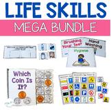 Life Skills MEGA Bundle - Teach, Practice & Generalize Cri