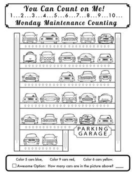 "Life Skills: MONDAY MAINTENANCE 7.2 March ""Motors"""