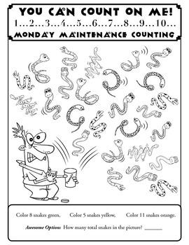 "Life Skills: MONDAY MAINTENANCE 8.2 April ""Fools"" Ed."