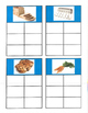 Life Skills- Match the vocabulary word to the correct food picture