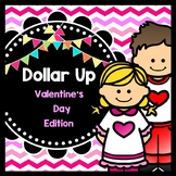 Life Skills Math + Money: Dollar Up - Valentine's Day Edition
