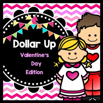 Life Skills Math + Money: Dollar Up - Valentine's Day Edition