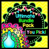 Life Skills Special Education Reading, Writing, and Math: YOU PICK BUNDLE!!