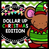 Christmas Dollar Up {Life Skills} {Special Education} {Math} {Money} {Shopping}