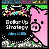 Life Skills Math, Money and Shopping: Dollar Up Task Cards - $1 Bills