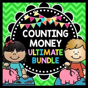 Life Skills Money and Math - Counting Money BUNDLE