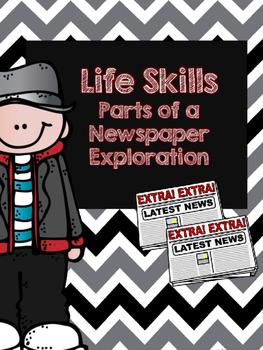 Life Skills Newspaper Exploration
