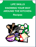 """Kitchen Life Skills ""-teens. Stocking kitchen, safety iss"