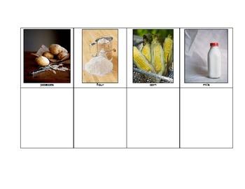 Life Skills: Origins of Foods