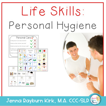 Life Skills Personal Hygiene : Functional Vocabulary & Language