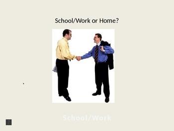 Life Skills Personal Space School Vs Home