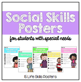 Life Skills Posters - 15 How to Posters