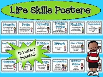 Life Skills Posters