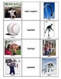 Special Education: Potential vs. Kinetic Energy - Still vs. Movement