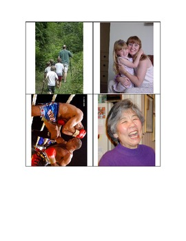 Life Skills: Present Tense Verbs (Communication)