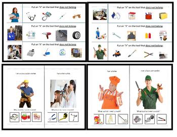 Life Skills/Prevocational skills: Community Workers Bundle
