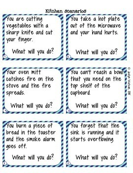 Life Skills Problem Solving: In The Kitchen