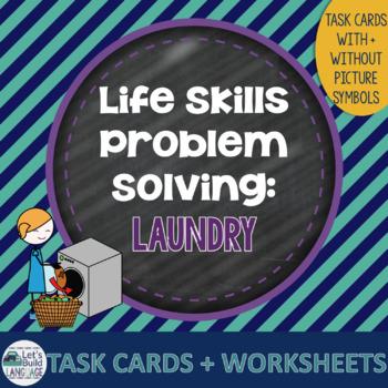 Life Skills Problem Solving: Laundry