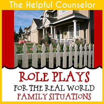Problem Solving Role Playing: Family Edition