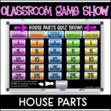 Life Skills Quiz Show Game -  digital