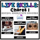 Life Skills Readers (Real Photographs) - Chores 1