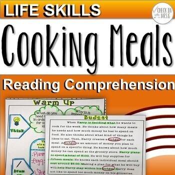 Life Skills Cooking