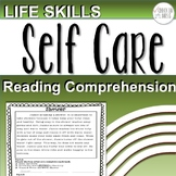 Life Skills Self Care
