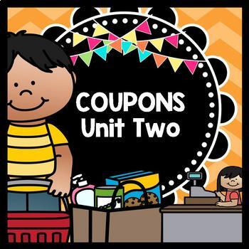 Life Skills Reading: Coupons, Unit Two