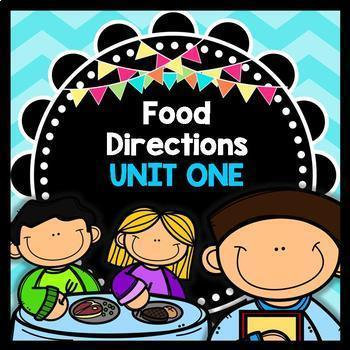 Life Skills Reading: Cooking and Food Prep Directions, Unit One