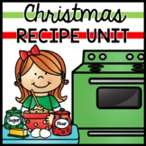 Life Skills Reading: Recipe Comprehension - Christmas / Holiday Edition!