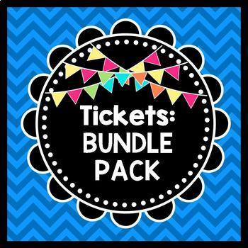 Life Skills Reading: Tickets, BUNDLE PACK