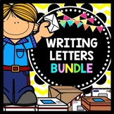 Life Skills Reading + Writing: Addressing Envelopes - Friendly Letter - BUNDLE