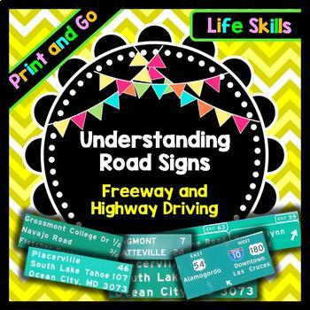 Life Skills Reading, Writing, + Math: Understanding Signs