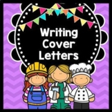 Life Skills Reading, Writing, and Jobs: Cover Letters - Step by Step!